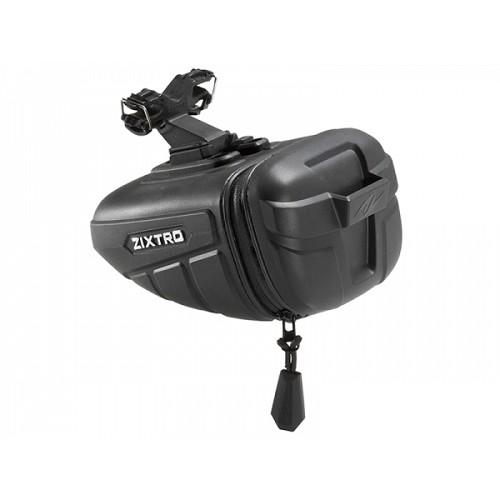 ZIXTRO Saddle Bag Wasp [ZI-044] - Black - Gantungan Sepeda / Bracket